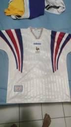 Título do anúncio: Camisa França Ajax River Grêmio Internacional