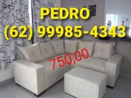 Título do anúncio: sofá Sófa sofa sofá A partir de R$ 750,00
