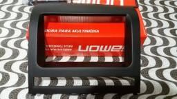 Título do anúncio: Moldura central do painel Fiat 2 DIN