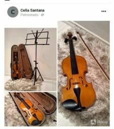 Título do anúncio: Vendo 2 violinos