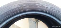 Título do anúncio: Jogo de pneus Goodyear  usado