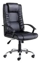 Cadeira De Escritório Diplomata Finlandek Novo Na caixa 10x sem Juros