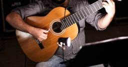 Título do anúncio: Aulas de Violão e Guitarra - Básico ao Avançado