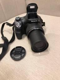 Título do anúncio: Câmera semi-profissional Sony Cyber-Shot