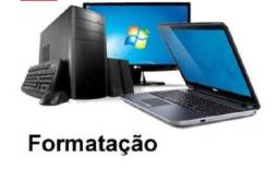 Formatamos notebook e computadores em Curitiba