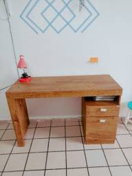 Título do anúncio: Escrivaninha de madeira