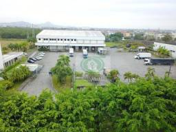 Título do anúncio: Galpão com pátio 14533m² de área - Jardim Casqueiro - Cubatão/SP