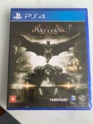 Título do anúncio: Jogo PS4 Batman Arkham Knight
