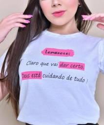 Novidades em T-shirt