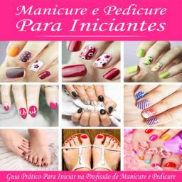 Título do anúncio:  Quer Ser Uma Manicure Profissional? Curso de Manicure e Pedicure Para Iniciantes