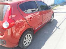 Fiat Palio palio 2012/2013-atractive 1.4 -8v-completo - 2012