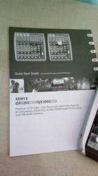 Mesa De Som Behringer Xenix Qx1002usb