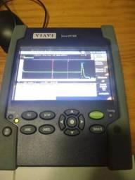 Fusões e testes de fibras ópticas