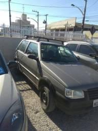 Uno 2009 com ar - 2009