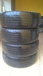 Jogo de pneus 235/60R18 para Santa Fé / Veracruz e outros