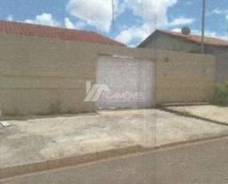 Casa à venda com 1 dormitórios em Mansoes odisseia, Águas lindas de goiás cod:345950