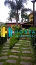 Casa de condomínio à venda com 4 dormitórios em Nogueira, Petrópolis cod:CPCN40003