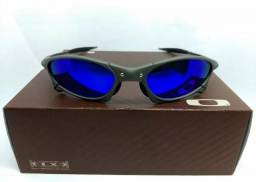 Óculos Oakley Penny xmetal Azul Polarizado Novo Frete grátis