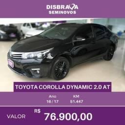 Toyota Corolla Dynamic - 2017