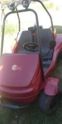 Buggy com motor de biz troco em biz - 2002