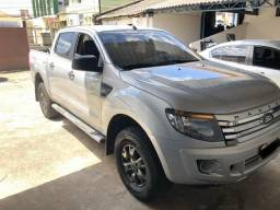 Ford Ranger 2.5 XLS CD 2013 Flex Completa Manual - 2013
