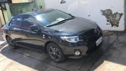 Corolla gli 11/12 auto couro kit multimídia - 2012