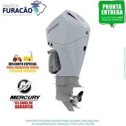 Motor de Popa Mercury 200hp L 3.4l, Efi V6, DTS