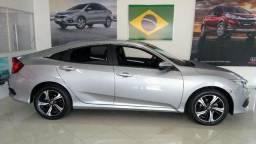 Honda Civic EXL - Garantia de fábrica até Junho de 2020 - Revisões em dia - 2017
