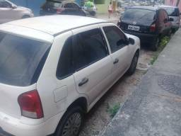 Vendo carro Gol G4 básico valor 7500 - 2006