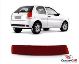 Lanterna Refletiva Parachoque Traseiro Fiat Palio G3 2004 até 2012 Celebration Economy