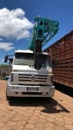 Caminhão 40300 Guindaste - 2013