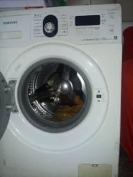 Carcaça de maquina de lavar samsung