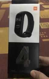 MiBand 4 (Global) Novo - Pulseira Inteligente
