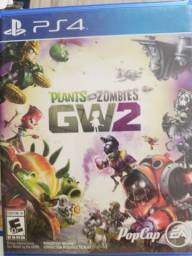 Jogo ps4 Plants vs zombies gw2