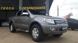 FORD - Ranger XLT Cd - AUT! - 2014