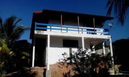 Casa Triplex com Piscina e Jardim na Barra do Jucu - Locação