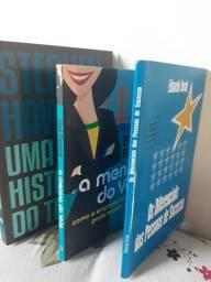 Vendo livros usados em bom estado: