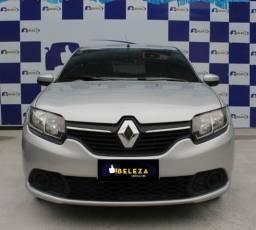 Renault Sandero, Único dono, GNV, completo - 2015
