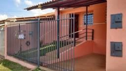 Alugo casa no bairro Canaã R$500,00