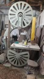 Serra fita invicta ferro fundido