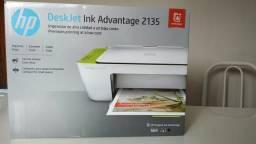 Impressora Multifuncional HP2135 Nova Lacrada