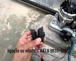 Venda,instalação e manutenção motor eletrônico de portão