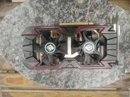 Placa de vídeo AMD R9380 4G VRAM