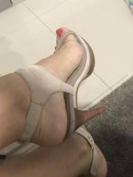 Sandália 34 Carmen Steffens