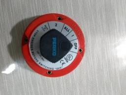 Chave Geral de 2 baterias Perko