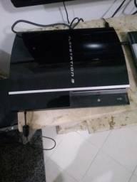 (TROCA) 2 consoles (fat e slim) + diversos acessórios por wii u