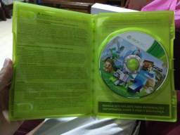 Minecraft original Xbox 360 DVD