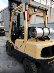 Empilhadeira Hyster 55 - 2.750 tons. - Ano 2008