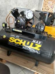 Compressor de ar 20 max Schulz