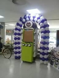 Trabalhamos com ornamentações com balões 994443452